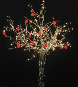 Дерево Яблоня светодиодное
