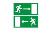 Знаки эвакуации